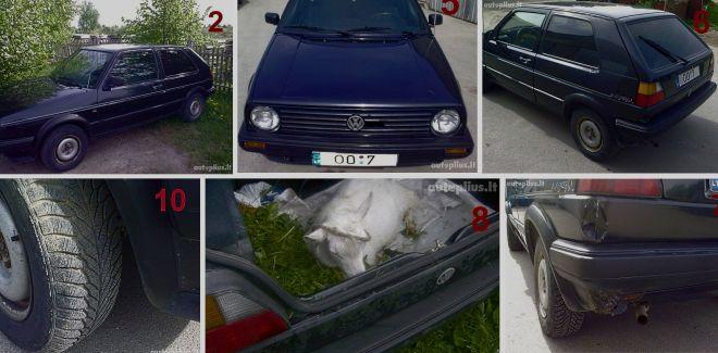 """Parduodamas """"VW Golf"""""""