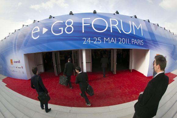 """""""Elektroninio Didžiojo aštuoneto"""" forumas Paryžiuje"""