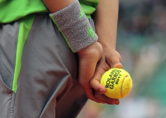 """Pirmasis teniso """"menedžerio"""" turas prasidės nuo """"Roland Garros"""" aštuntfinalio."""