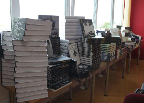 Bibliotekai atitekusios knygos