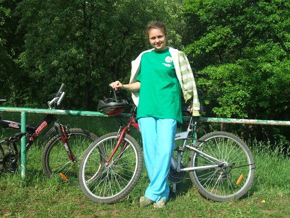 Išvyka dviračiais