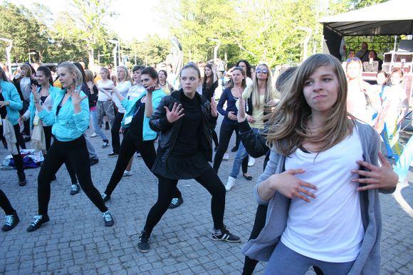 Gatvės šokių pamokos Palangoje