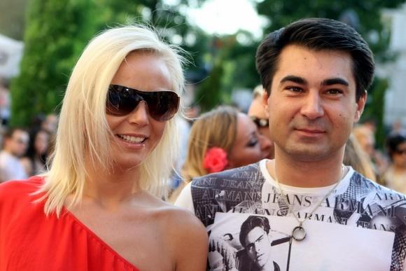 Juliaus Kalinsko/15 minučių nuotr./Vilija Pilibaitytė-Mia ir buvęs jos mylimasis verslininkas Radvilas Bubelis