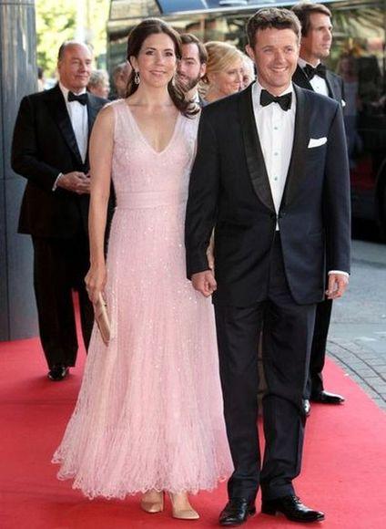 Getty Pictures nuotr./Danijos princesė Mary ir jos vyras Danijos sosto įpėdinis Frederikas