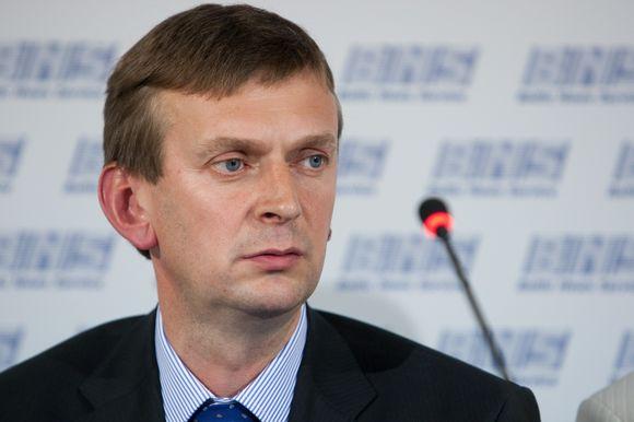 """""""Norfos mažmena"""" valdybos pirmininkas Dainius Dundulis"""