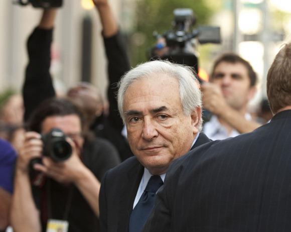 Dominique'as Straussas-Kahnas