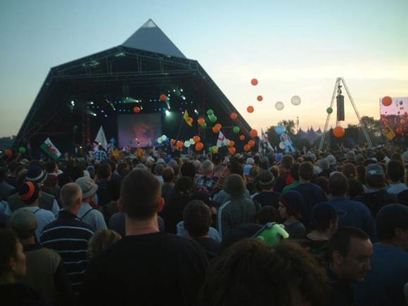 Glastonbury festivalyje kas met koncertuoja žymiausi pasaulio atlikėjai