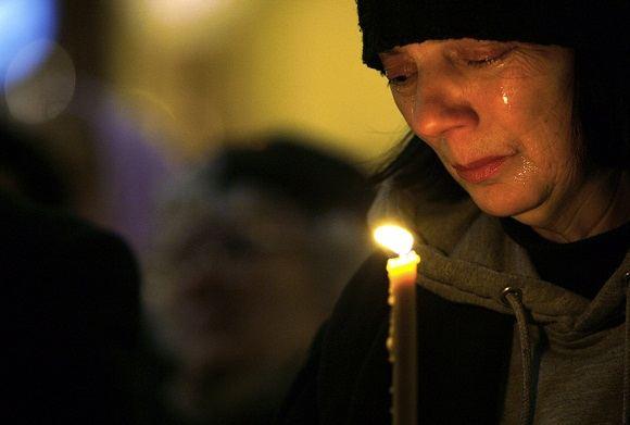 Reuters/Scanpix nuotr./Per karus moterys neretai iagyvena siaubingą smurtą