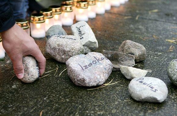 Nacių nužudytų žydų kapai ne visur tinkamai prižiūrimi.