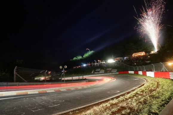 Komandos nuotr./Niurburgringo 24 val. lenktynės