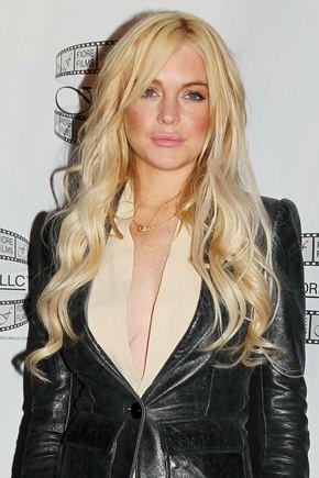 AOP nuotr./Lindsay Lohan