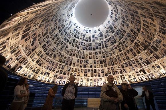 """Holokausto aukų memorialas """"Jad Vašem"""" Jeruzalėje"""