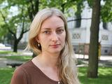 """Eriko Ovčarenko/15min.lt nuotr./""""Init"""" pardavimų ir rinkodaros vadovė Olga Belova"""
