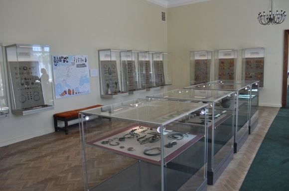 Muziejaus ekspozicija daug patogesnė ir patrauklesnė lankytojams.