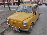 T.Marcinkevičiaus nuotr./Makedonijoje galima iavysti Zastava 750 automobiliukų