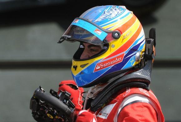 AFP/Scanpix nuotr./Fernando Alonso, Ferrari
