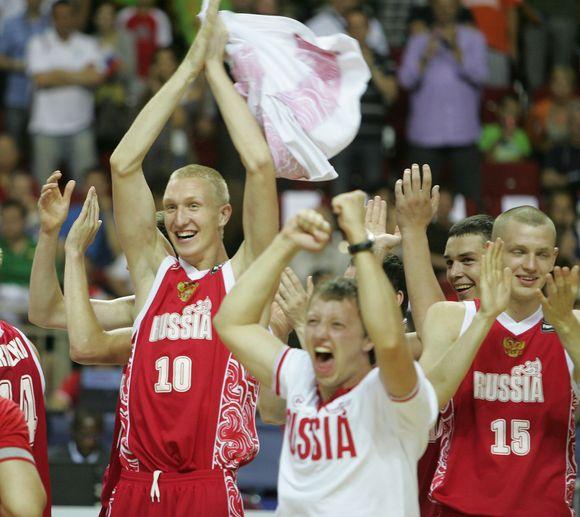 Pasaulio vaikinų krepšinio čempionato rungtynės dėl trečiosios vietos