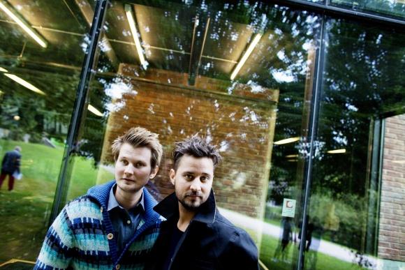 """Šių metų """"Positivus Festival"""" žvaigždės – norvegų elektronikos duetas """"Röyksopp""""."""