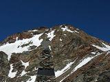 Kogo/wikimedia.org nuotr./Memorialas Eciui, pastatytas netoli Zimilauno kalno, Ectalio Alpėse