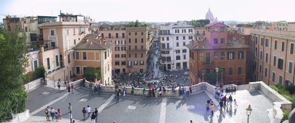 sxc.hu nuotr./Piazza di Spagna.
