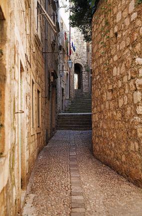 123rf.com nuotr./Dubrovniko gatvelė.