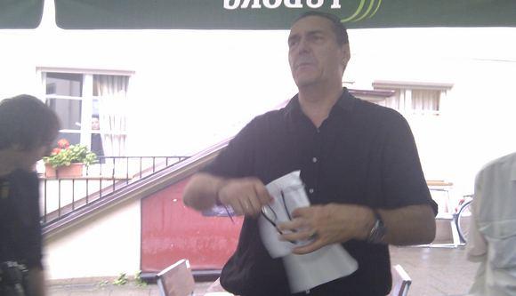 Algirdas Kauapėdas prisijungė prie protesto