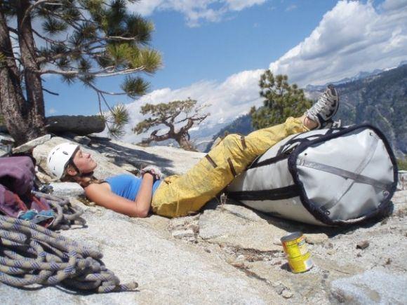 MM alpinistų iliustr./Susipažinkite: Montis Magia alpinistai. Saulė