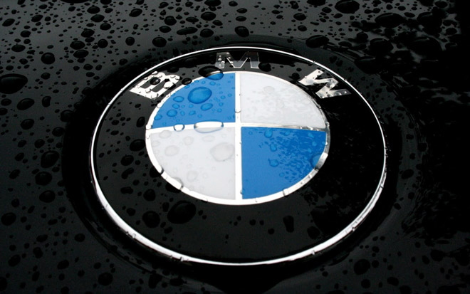 BMW logotipas