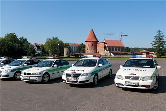 Policijos varžybos