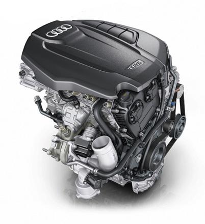 """1.8 TSFI """"Audi"""" variklis"""
