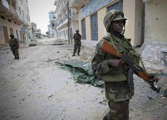 Ugandos kariuomenė
