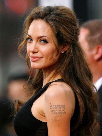 Scanpix nuotrauka/Angelina Jolie