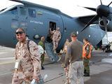 grandinio Egidijaus Bubliausko nuotr./Namo iš Afganistano grįžo Lietuvos kariuomenės Nacionalinio paramos elemento penktosios pamainos (NPE-5) kariai