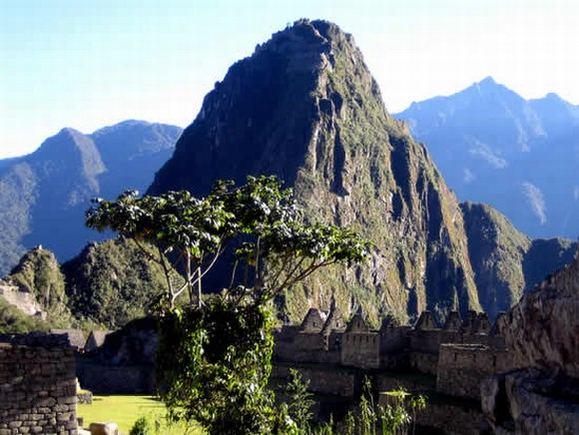 incatrail-peru.com nuotr./Maču Pikču kalnas
