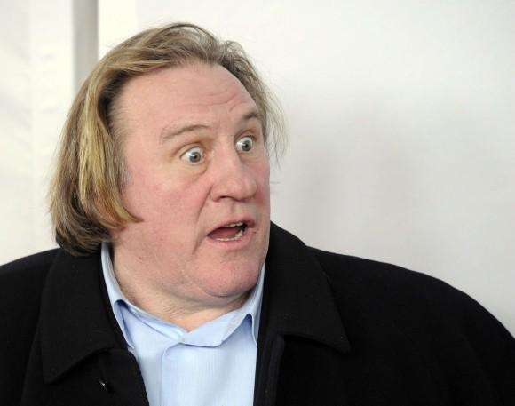 Gerard'as Depardieu