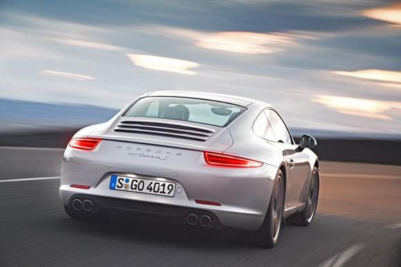 Gamintojo nuotr./2012-ųjų Porsche 911