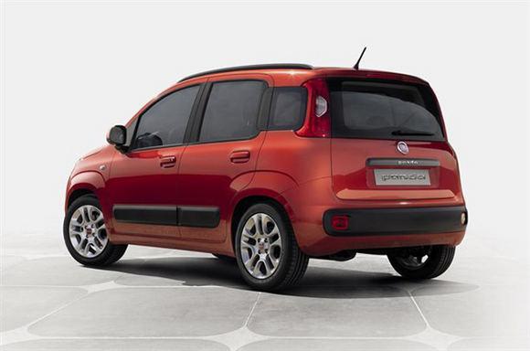 Gamintojo nuotr./Trečios kartos Fiat Panda