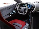 "Gamintojo nuotr./""Ford Evos Concept"""