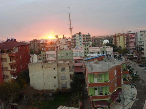 M.Misiukaitės nuotr./Saulėlydis Turkijoje