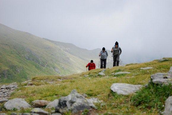 A.`ileikio nuotr./Žygis į Rumunijos kalnus