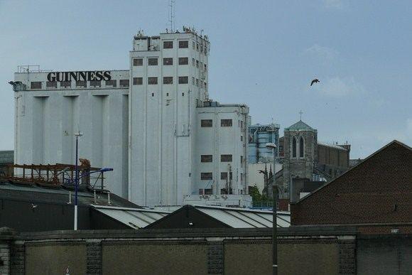 J.Guačiūtės nuotr./Guinness alaus gamykla