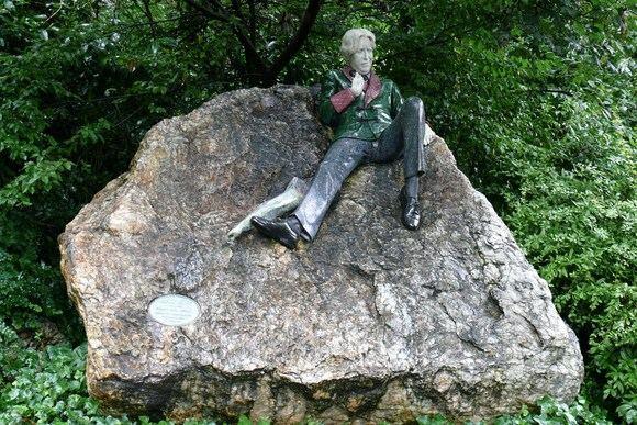 J.Guačiūtės nuotr./Oscaras Wilde'as