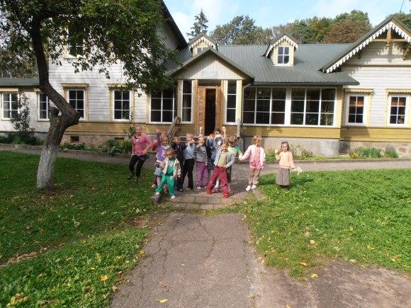 Gali būti, jog mažieji Veriškių mokyklos auklėtiniai netrukus turės išsiskirstyti kas sau.