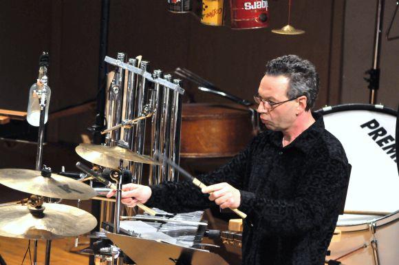 Perkusininkas Pavelas Giunteris