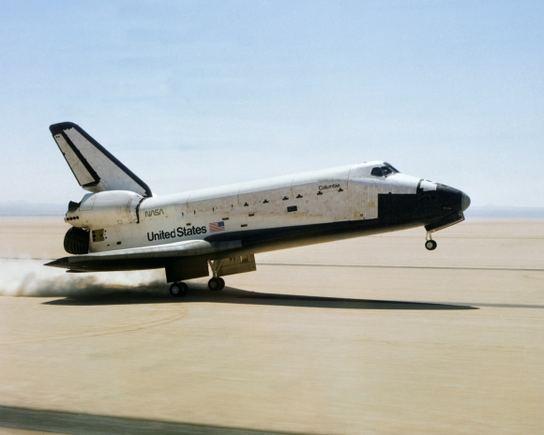 """""""Reuters""""/""""Scanpix"""" nuotr./Erdvėlaivis """"Columbia"""""""