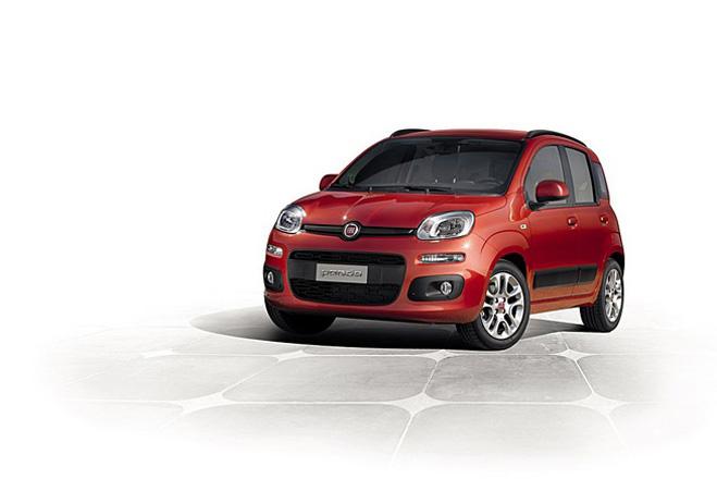 """""""Fiat Panda"""""""