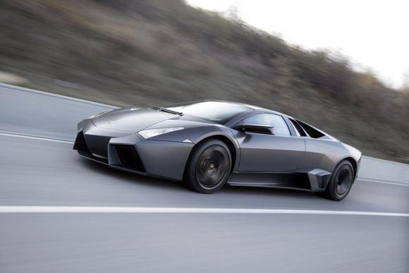 Gamintojo nuotr./3-4. Lamborghini Reventon