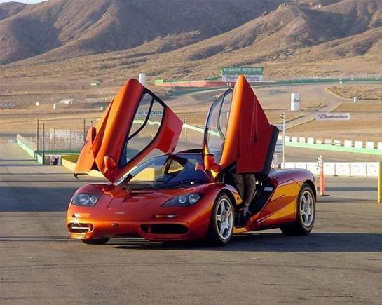 Gamintojo nuotr./5. McLaren F1