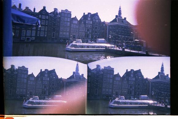 A.Mergiūnaitės nuotr./Amsterdamas - laisvės miestas