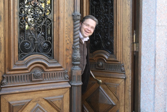 Juliaus Kalinsko / 15min nuotr./Banko Valdybos pirmininkas Vitas Vasiliauskas